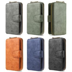 Image 5 - Flip Wallet Case Voor Xiaomi 9T CC9 Note10 Redmi 7 8 7A 8A K20 Note 9 8T 9S 8 7 Pro Lederen Etui Card Slots Magnetische Telefoon Cover