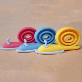 3pcs / pack High Quality Baby Care Safety Door Stopper Protecting Product Children Kids Safe Snails Baby Corner Protector
