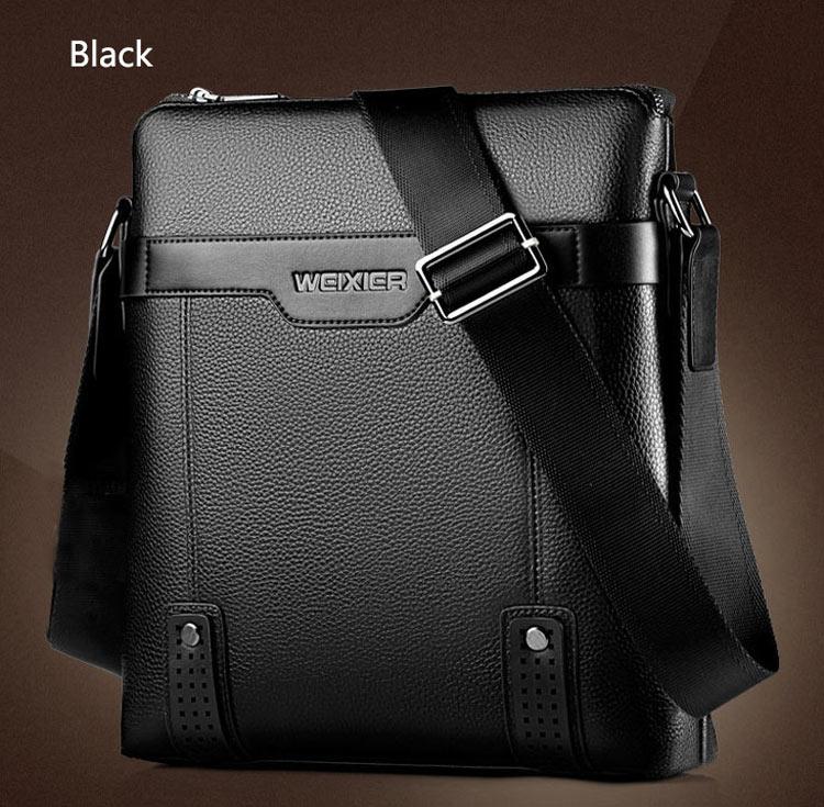 Bolsa de ombro homens de negócios cor