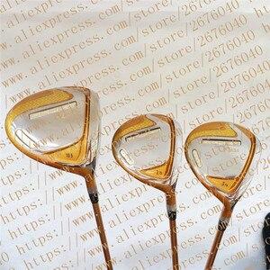 Image 2 - ゴルフクラブ完全なセット本間ベレS 07 4スターゴルフクラブセットドライバー + フェアウェイウッド + ゴルフアイアン + パター (14ピースなしゴルフバッグ) 送料無料