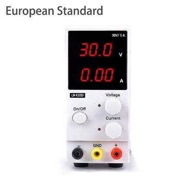 60V 2A Adjustable DC Regulated Power Supply Laboratory Laptop Phone Maintenance Switch Power Supply Voltage Regulators
