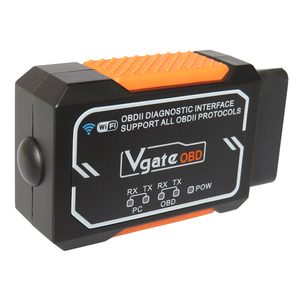 Image 3 - Vgate Elm327 WIFI Wireless OBD2 Auto Scanner  with chip PIC18F2480 Adapter diagnostic Scan Tool OBDII For ios android