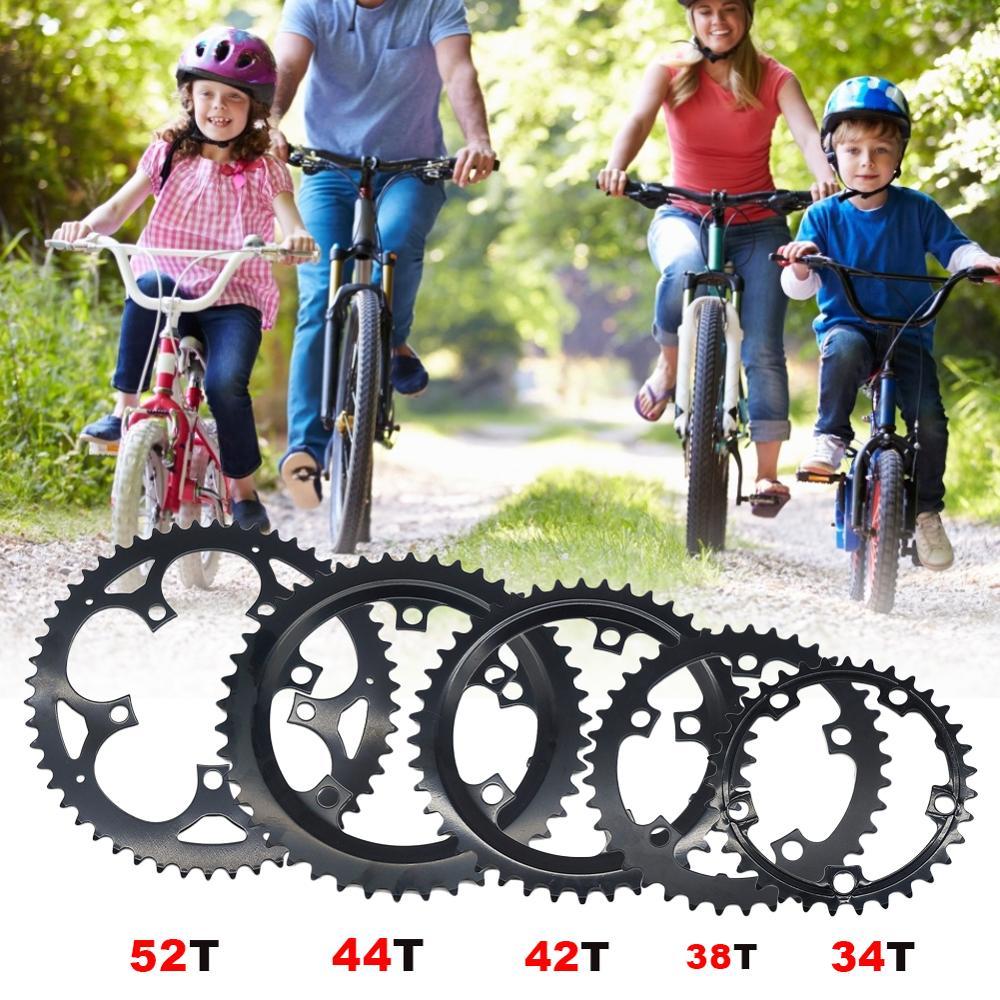 Tsdz2 corrente roda anel 34t38t 42t 44t 52t bicicleta elétrica ebike peça chainwheel tongsheng mid drive motor roda de corrente