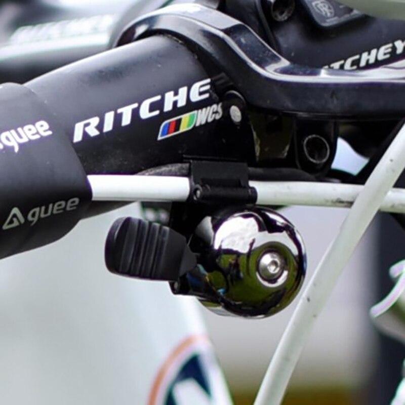 Aluminum Bike  Loud Handlebar Bell Ring Bicycle USA SELLER