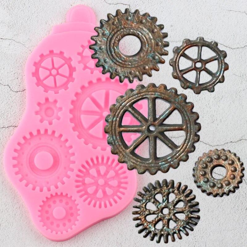 Проблемная силиконовая форма для торта кайма для мастики DIY Инструменты для украшения торта для вечеринки шоколадная клейкая паста конфетная глина|Пресс для глины| | АлиЭкспресс