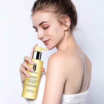цена на 250ML Demysey butter body lotion arbutin skin whitening lotion Silky body care body butter skin bleaching cream whitening cream