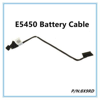New For Dell Latitude E5450 Battery Cable - Cable Only - 8X9RD 08X9RD ZAM70_BATTERY_CABLE DC02001YJ00 w/ 1 Year Warranty image