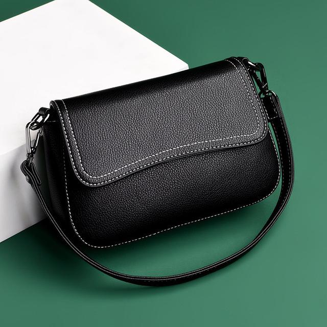 Fashion Women's Bag 2019 New Korean Version of The Fashion Slanted Shoulder Bag
