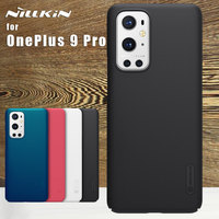 Funda de Nillkin para OnePlus 9 Pro, carcasa esmerilada, funda protectora de PC rígido mate, Protector trasero de teléfono para OnePlus 9 Pro 5G