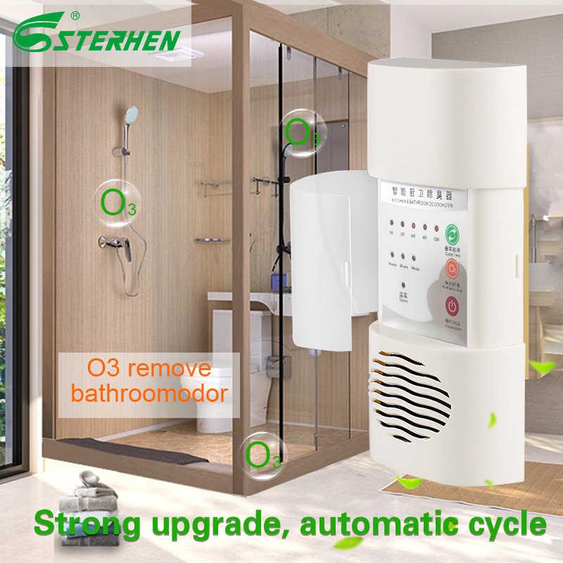 Sterhen 110V domowy oczyszczacz powietrza O3 sterylizacja na uzdatnianie powietrza ozonizator domowy dezodorujący eliminuje formaldehyd