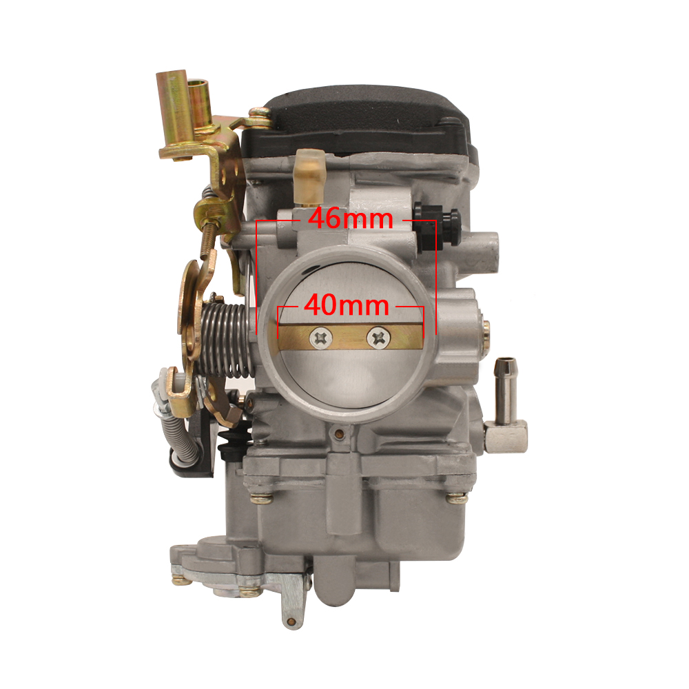 Image 3 - HARLEY CV40 brand new motorcycle engine carb with high performance 40mm carburetor-in Carburetor from Automobiles & Motorcycles