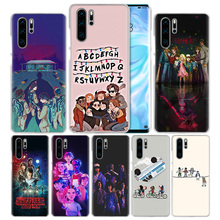 Hard PC Case Cover For Huawei P30 P20 P10 Mate 30 20 10 Nova 5 5i Pro Lite P Smart Z Plus 2019 Stranger Things Christmas Lights