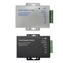 110 240V 5A netzteil Access Control Power Versorgung schwarz/weiß farbe option