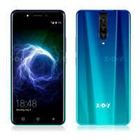 """XGODY nowy 4G Smartphone Dual Sim 5.5 """"18:9 Android 9.0 2GB pamięci RAM, 16GB pamięci ROM MTK6737 Quad rdzeń 5MP kamery 2800mAh WiFi telefon komórkowy"""