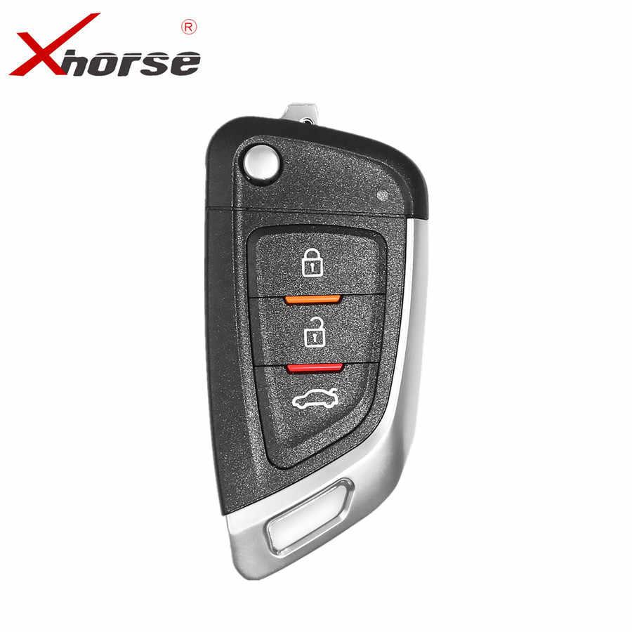 10pcs x Xhorse Keyless Universal Smart Proximity Key XSKF01EN for VVDI Key Tool
