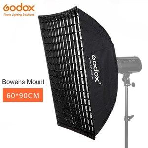 Image 1 - Godox FW70 * 100 70x 100cm Honeycomb Grid softbox softbox mit Bowens Halterung für Studio Strobe Licht