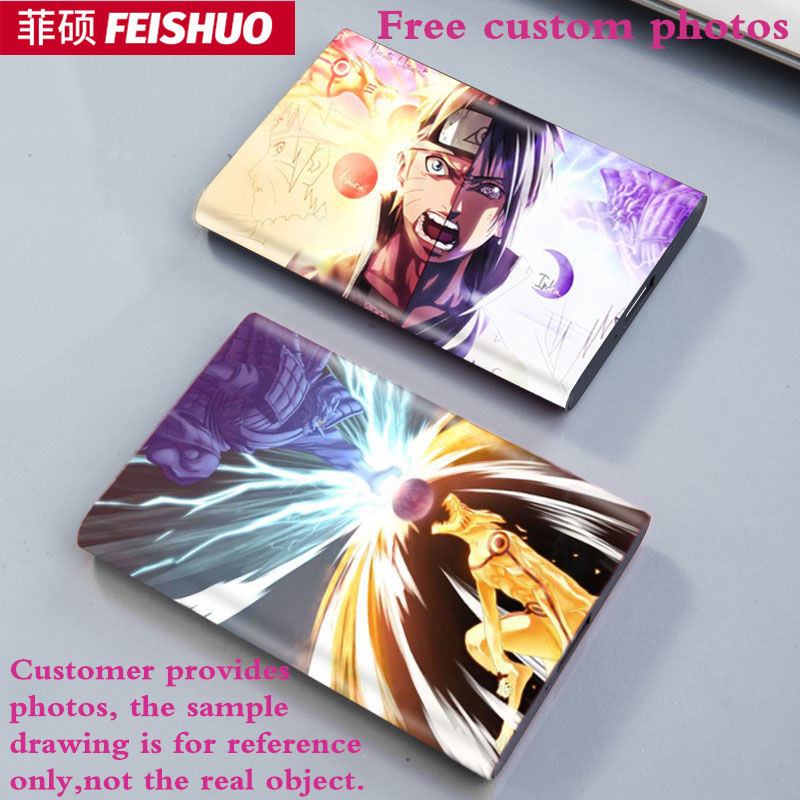 Custom Logo Portable External Hard Drive USB 3 0 120g 500g 1TB 2TB Storage HDD External HD Hard Disk for PCMacTabletXboxPS4