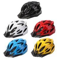 MTB Bike Reiten Sicherheit Cap Leichte Helm Fahrrad Atmungsaktive Helm Straße Radfahren für Outdoor Schutz Helm Ausrüstung