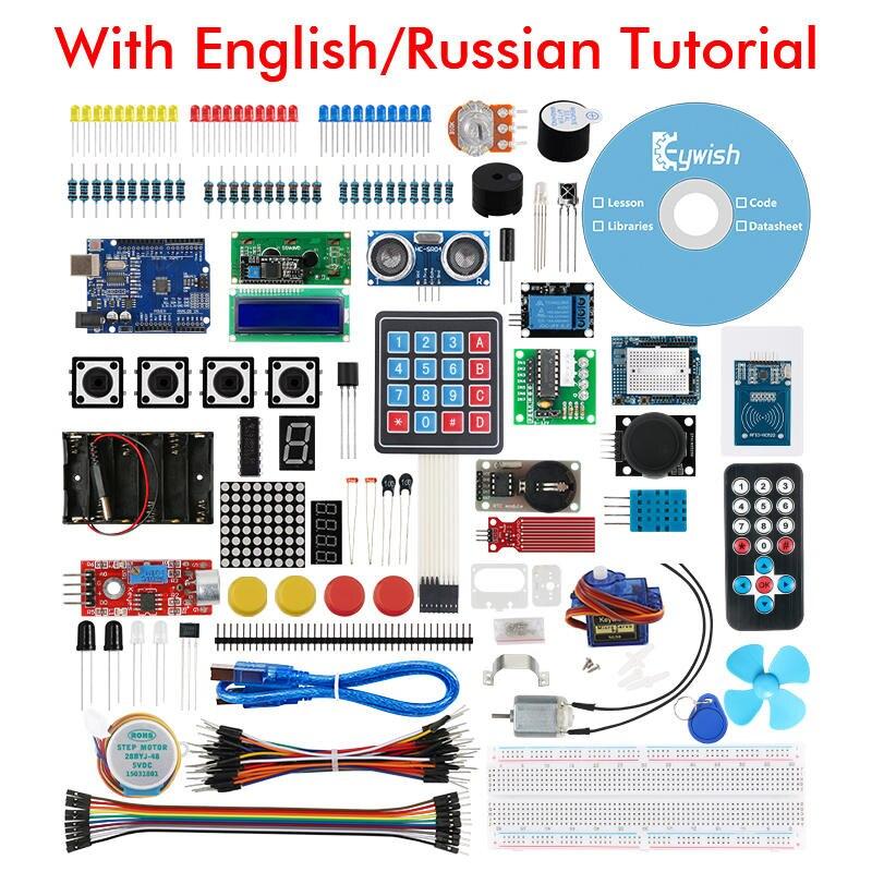 Keywish Starter Kit for Arduino UNO R3 IDE Diy Kit support Mixly,Mblock Scratch