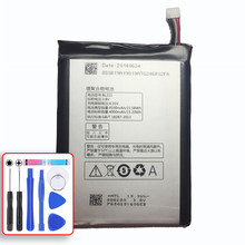 BL211 For Lenovo P780 Replacement Polymer Li-ion Battery For Lenovo P780 Cell Phone Battery 4100mAh(China)