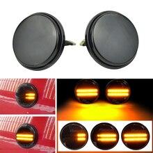 Für Mazda MX5 MX 5 MK1 MK2 MK3 1989 2015 Blinker Dynamische LED Seite Marker Licht Repeater Lampe Fließende anzeige