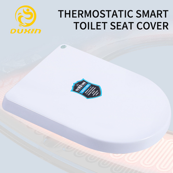 Heated universal toilet cover intelligent thermostatic cover UV type quality home improvement smart toilet cover 1