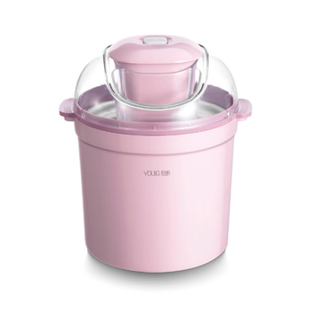 YOULG 0.8L/12W Home Full Automatic Soft Hard Ice Cream Maker Machine Electric Ice Cream Maker фото