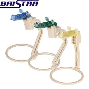 3 pcs Dental Instrument Dental X-Ray Sensor Positioner Holder Dental Digital X-Ray Film Locator For Dental Lab Free Shipping(China)