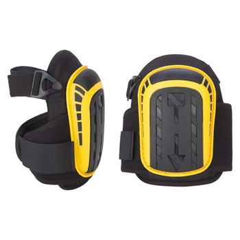 Gel Knee Pads for Gardening and Sports for Professional Heavy Duty Work with High Density EVA Foam Suitable for gardening and Construction Work