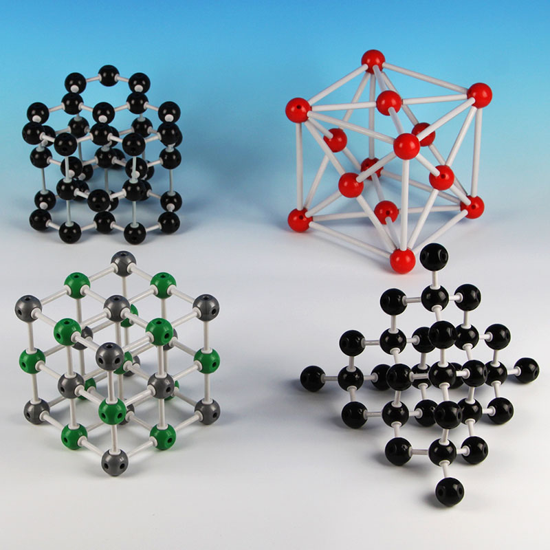 Molecular-Model-XCM-028-Crystal-Model-????-6