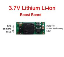 XL6003 3.7V Li ion 18650 Lithium Battery Step up Boost Constant Current LED Driver Boost Board Module