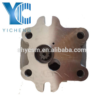 цена на hot sale Nachi pilot pump low price PC35-8 PC45-8 gear pump PVD-2D-36