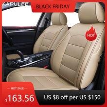 KADULEE Funda personalizada de cuero auténtico para asiento de coche, para mercedes benz gl c180 c200 e300 w211 w203 w204 ML
