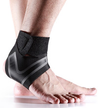 1 pz compressione supporto caviglia anti-distorsione cavigliera fasciatura pallacanestro calcio arrampicata palestra Fitness cavigliere protettore