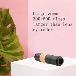 Mikroskop cyfrowy maszyna do naprawy ekranu powiększanie stosunek obiektyw z pojedynczym cylindrem powiększenie 200 600 razy w Mikroskopy od Narzędzia na