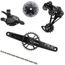 SRAM NX EAGLE 1x12s 11 50T 12 Speed Groupset Kit DUB 34T 170 175 Trigger Shifter RD Cassette Chain Crankset With DUB BB