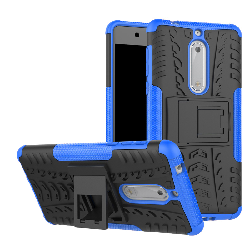 Shock Proof Armor Case <font><b>Cover</b></font> Phone Protection <font><b>For</b></font> <font><b>Nokia</b></font> 1 2 3 5 6 <font><b>2018</b></font> 8 6.1 7.1 3.1 5.1 6.1 7.1 Plus X5 X6 X7 8.1 <font><b>2.1</b></font> 3.2 4.2 image