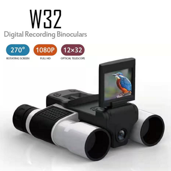"""1080P HD Digital Telescope Camera with 2.0"""" TFT LCD for Photo Snapshot & Image Video Recording with Max 128Gb TF Card Memory 1"""