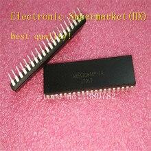 จัดส่งฟรี 10 ชิ้น/ล็อต W65C816S8P 14 W65C816S8P W65C816 DIP 40 IC สต็อก!