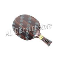 Genuine Stiga Ebenholz Nct 5 7 Table Tennis Racket Offensive Raquete De Ping Pong Table Tennis Blade with bag
