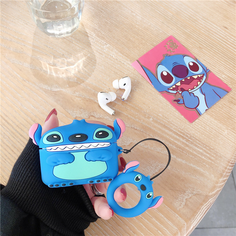Cute 3D Silicone Case for AirPods Pro 10
