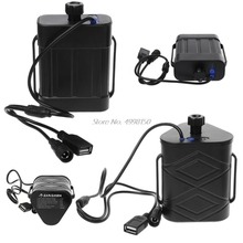Waterproof 2x 26650/8.4V 3x 18650/26650/12V Battery Storage Box Mobile Power Bank Storage Box USB Charger for Smartphone