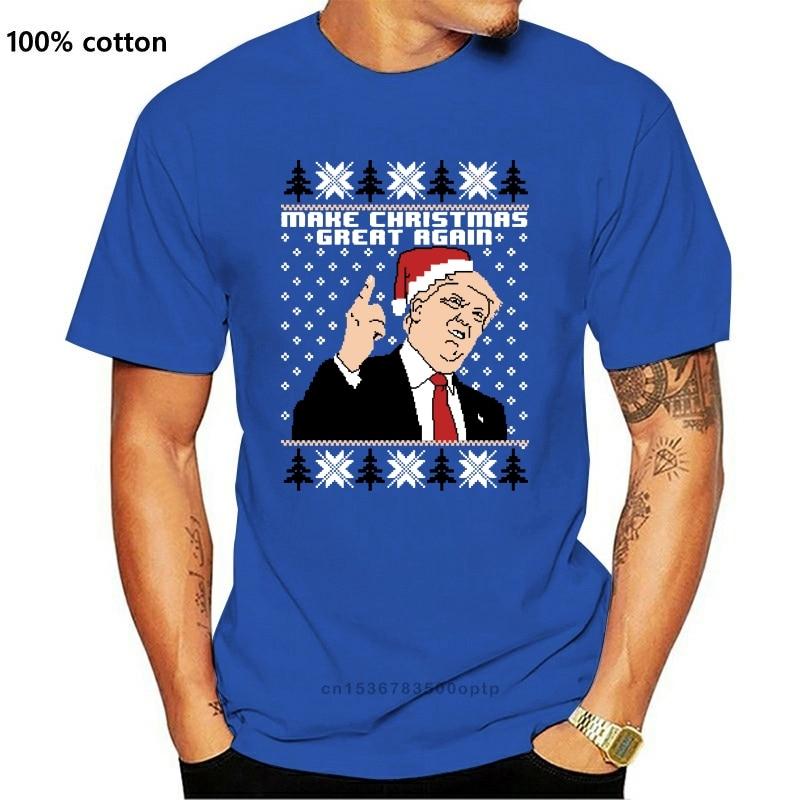 Забавная футболка с республиканским кандидатом на Рождество для мужчин