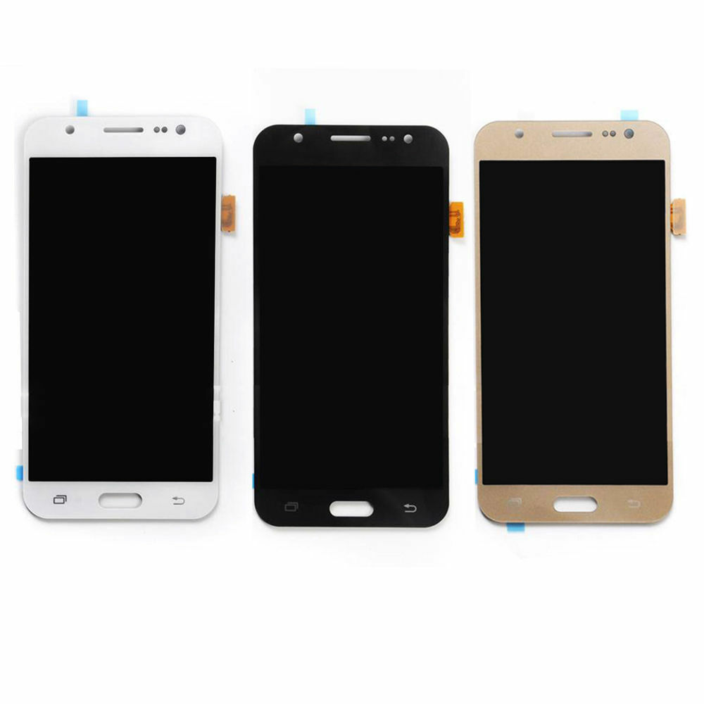 TFT LCD For Samsung Galaxy <font><b>J5</b></font> 2015 LCD <font><b>J500</b></font> J500F J500G J500M J500H J500FN LCD Display Touch Screen Digitizer Assembly Frame image