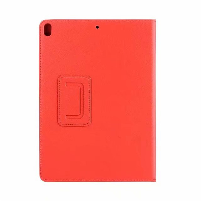 02 Red Blue Cover For iPad 10 2 2019 Luxury Leather Case For iPad 10 2 7 7th Generation