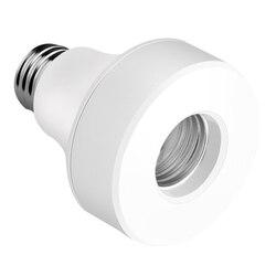 Wifi inteligentna żarówka led adapter gniazda E27 E26 współpracuje z Google Home/Alexa/Ifttt w Girlandy świetlne od Lampy i oświetlenie na