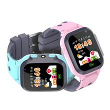 Hot Kids Smart Watch Waterproof Touch Screen SOS Phone Call Device Location Tracker Anti-Lost Childs