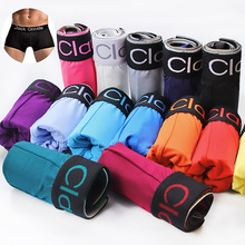 10pcs/lot Hot Male Underwear Men Boxer Men's Sexy Underpants For Man Panties Com