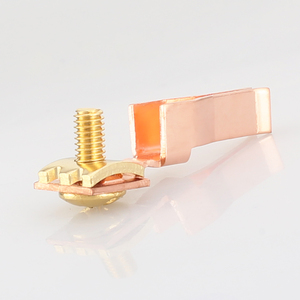 Image 5 - Viborg VF512 Top clear Hi Performance pure copper IEC AC Connector