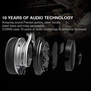 Image 3 - Originele Cowin E7 Anc Bluetooth Hoofdtelefoon Draadloze Bluetooth Headset Oortelefoon Voor Telefoons Active Noise Cancelling Hoofdtelefoon